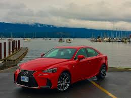 lexus vancouver island review 2017 lexus is 200t is the cheapest is but should appeal