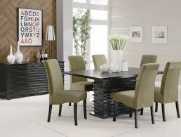 dining modern dining room sets amazing modern dining table and
