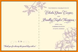 wedding program cover 7 wedding programs covers lease letter