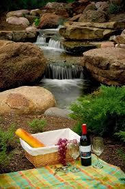Backyard Relaxation Ideas 75 Relaxing Garden And Backyard Waterfalls Digsdigs