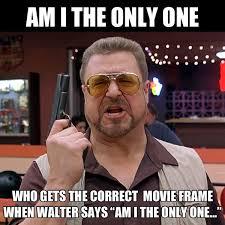 Walter Big Lebowski Meme - crunchyroll forum russian embassy tweets pepe the frog meme