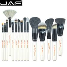 aliexpress com buy jaf brand 15 pcs makeup brush set