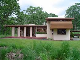 friedman house pleasantville new york 1948 usonian style