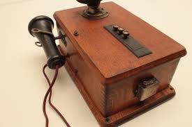 vintage wooden wall monarch telephone mfg co vintage wooden wall phone the phone
