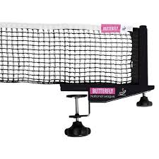 butterfly table tennis net set buy high quality butterfly national league table tennis net set online