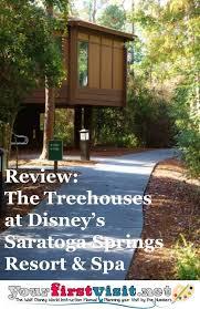 disney saratoga springs treehouse villas floor plan review the treehouse villas at disney s saratoga springs resort