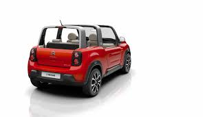 citroen mehari citroen e mehari the electric beach buggy you can buy in 2016 by