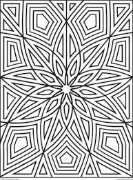coloring mesmerizing design color sheets coloring pages