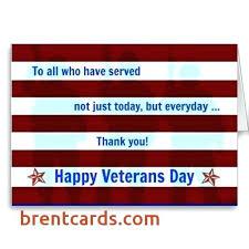 printable veterans day cards veterans day cards printable veterans day thank you card printable