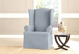 green chair slipcover grey wing chair slipcover green chair slipcovers gray wingback chair