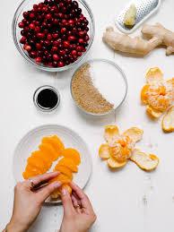 easy cranberry sauce recipes thanksgiving ginger mandarin cranberry sauce u2014 fix feast flair