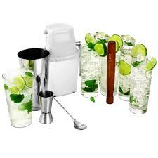 mojito cocktail mix mojito cocktail kit cocktail making kit cocktail shaker set