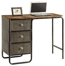 locker collection desk industrial desks and hutches by 4d