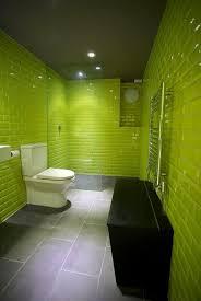 Green Tile Bathroom Ideas Green Bathroom Free Home Decor Techhungry Us