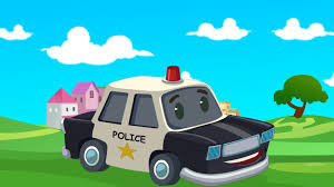 kids channel police car car videos youtube