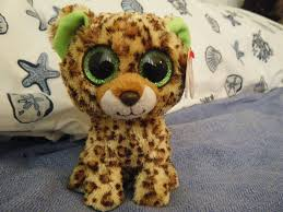 ty beanie boo leopard speckles 2013 version