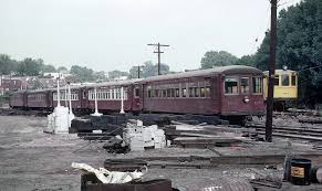 file pstc 400 series cars in old philadelphis and western