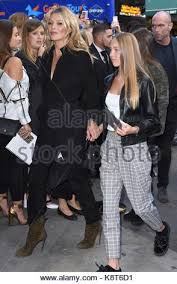 moss and kate moss and lila grace moss attend the debbi clark s