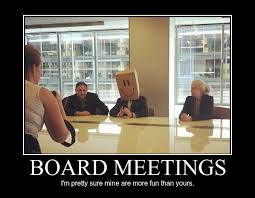 Board Meeting Meme - board meetings meme guy
