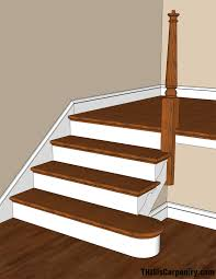 trim baseboard scribing skirt boards thisiscarpentry
