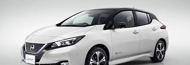 nissan minivan 2018 nissan reveals the 2018 leaf car keys