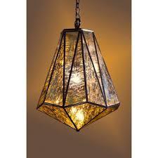 Single Light Chandelier Cleveland Mercury Glass Antique Bronze Single Light Chandelier