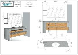 hauteur plan de travail cuisine standard hauteur standard plan de travail cuisine hauteur standard meuble