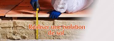 isoler un garage pour faire une chambre comment isoler un sol en rénovation