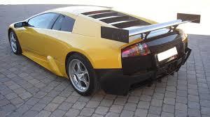 Lamborghini Murcielago 4x4 - lamborghini murcielago sv body kit by dmc