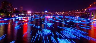 led design floating led spheres spotted