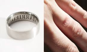 Superhero Wedding Rings by 10 Unique Wedding Rings For Your Man Dot Com Women