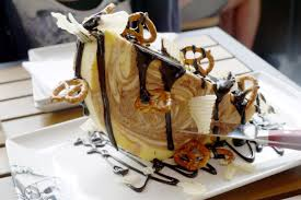Challenge Guys Fieri S Cheesecake Challenge Is The Most Terrifyingly