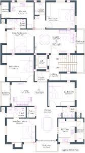 apartment plan sq ft floor modern bhk 2t for sale in pushkar