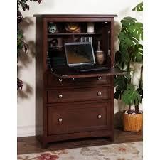 Computer Desk Armoire Desk Armoires You Ll Wayfair