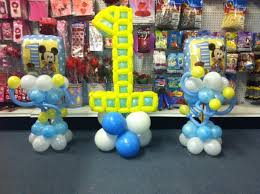 mickey mouse center pieces hdballoons net product mickey mouse 1st birthday centerpiece