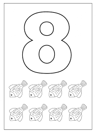 coloring pages numbers 1 10 number coloring pages mr printables