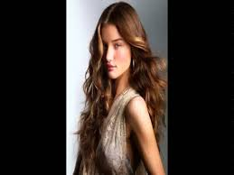 styles for women long hair youtube
