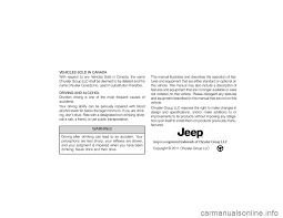 2012 jeep liberty owners manual jeep patriot 2012 1 g owners manual