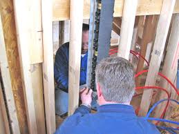 how plumbing works how to install a pex plumbing system how tos diy