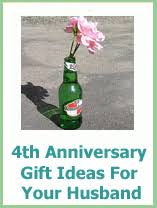 4th anniversary gift ideas lots of 4th anniversary gift ideas for your husband and the