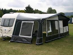 Bradcot Awning Outdoor Revolution New England Practical Caravan