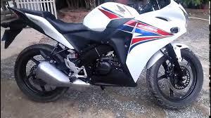 cbr bike new model 2014 honda cbr 150r 2014 white youtube