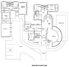 contemporary floor plans for new homes superb 14 modern floor plans for new homes contemporary floor