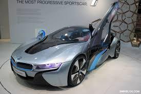 Bmw I8 Features - e soft tec bmw i8 concept the most progressive sportscar electro car
