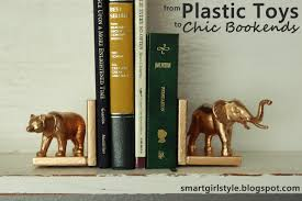 Book End Smartgirlstyle Diy Animal Bookends