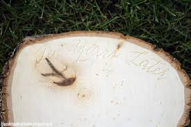 Wood Centerpieces Wood Engraved Centerpieces With Dremel Micro Handmade In The