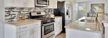 Lowes White Kitchen Cabinets Kitchen In Luxury Home With White Cabinetry Stunning White Kitchen