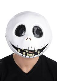 jack skeleton halloween jack skellington mask