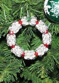 beaded wreath tutorial wreath tutorial wreaths and tutorials