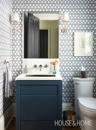 wallpaper bathroom designs 65 best bathroom wallpaper images on bathroom